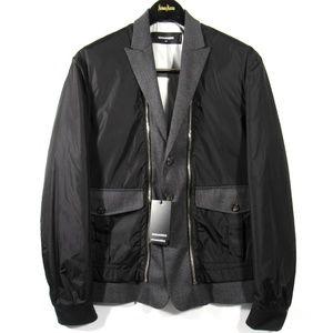 DSQUARED2 Jacket/Vest Combination Italy Size EU 54